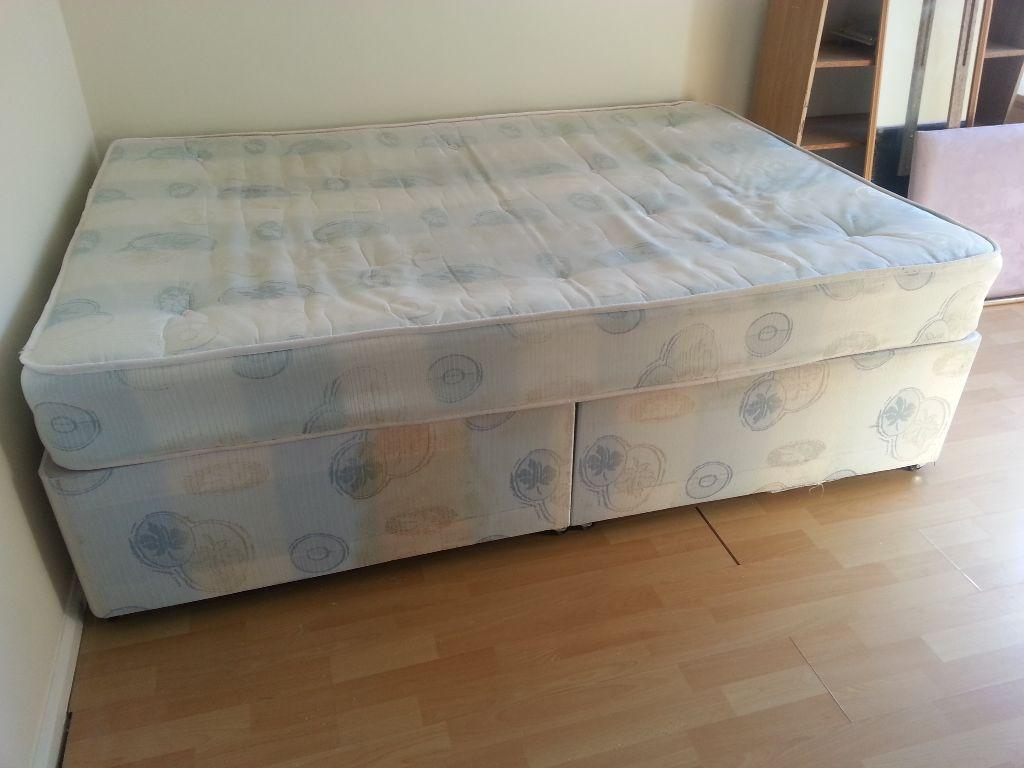 double divan bed for sale in cambridge cambridgeshire