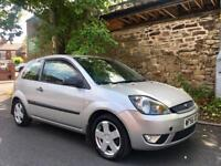 2007 Ford Fiesta Zetec 1.4 Low Miles 3 Door Drives Good very Reliable