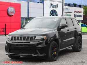 2018 Jeep Grand Cherokee Trackhawk w/Demonic Lthr! BEST PRICE!