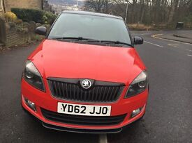 Skoda Fabia 1.2 TSI Monte Carlo with 30k ONLY