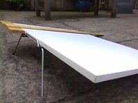 A2 Blundell Harling Drawing board with integral T-square.