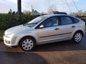 Ford focus lx tdci in good condition