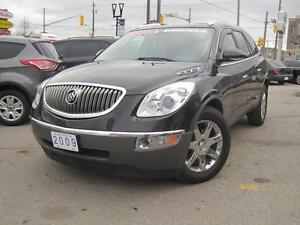 2009 BUICK ENCLAVE CXL2 | AWD • Leather • DVD/NAV