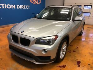 2015 BMW X1 xDrive28i PANO ROOF/ AWD/ HEATED SEATS & STEERING...