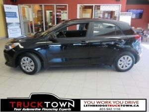2018 Kia Rio LX+-HEATED SEATS/STEERING WHEEL-BLUETOOTH