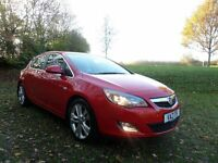 VAUXHALL ASTRA 2.0 SRI CDTI 157 **FINANCE PACKAGES AVAILABLE**