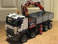 Lego Technics Mercedes Arocs 42043