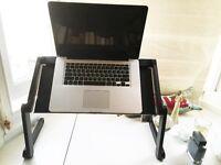 Medium-sized, perfect ergonomic stand for laptops, tablets, books & monitors