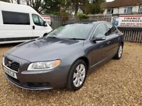 2008 Volvo S80 2.4 D5 SE Lux Geartronic