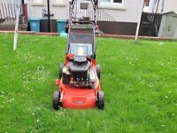 sovereign self drive lawnmower