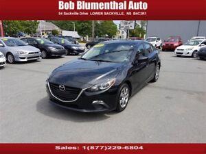 2014 Mazda Mazda3 GX-SKY Auto w/ Bluetooth AC ($49 weekly, 0...