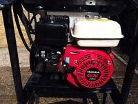 Honda Industrial Pressure Washer Car Wash Valeting Patio Driveway Farm Diggers