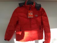 NEW The North Face winter jacket