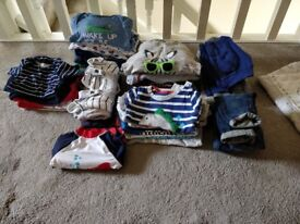 Baby boy bundle 6-9months
