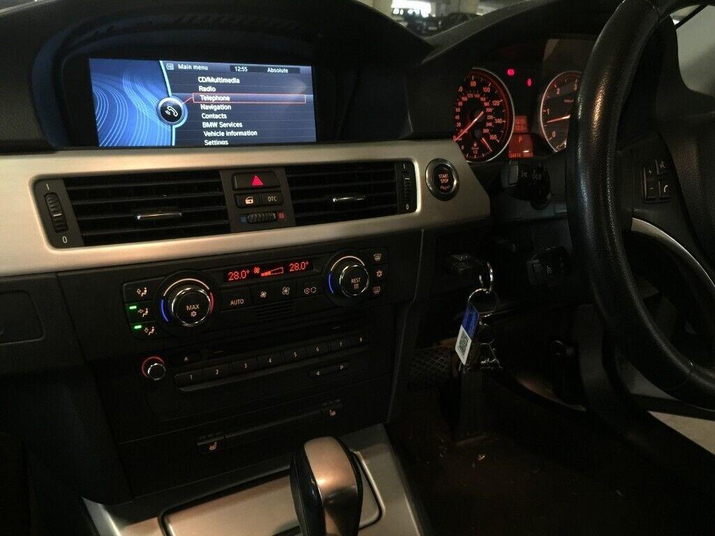 BMW E90,E91,E92,E93 CCC TO CIC PROFESSIONAL NAVIGATION RETROFIT HD SCREEN  IDRIVE | in Gravesend, Kent | Gumtree