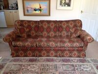 Luxury Peter Guild Four Seater Sofa FREE TO A GOOD HOME !!!