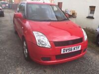 2006 SUZUKI SWIFT 1.3 GL 3 DOOR HATCHBACK QUICKSALE