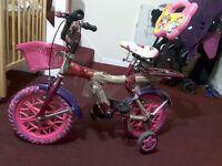 Kids bicycle upto 6 years