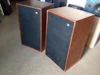 Wharfedale DoveDale 3 vintage hi-fi speakers