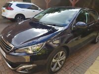 Peugeot 308 Allure hdi manual new shape