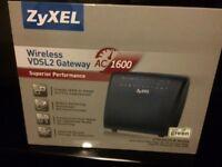 Zyxel internet router bnib