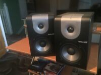 Alesis M1 Active 520 monitor speakers (non USB)