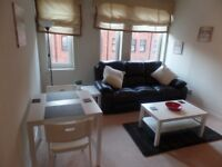 One bedroom modern flat situated in Ayr town centre. Immediate entry