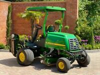 John deere 7700 Fairway mower - Ride on mower - Cricket field - lawnmower - Jacobsen / Toro