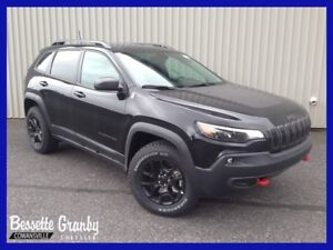 2019 Jeep Cherokee Trailhawk Elite +Turbo, Toit Pano+