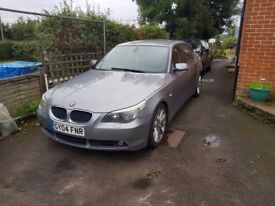 BMW 530d Manual E60 - Remapped 285BHP - Long MOT