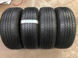 275/65R18 Goodyear All Season Tires (Full Set) Calgary Alberta Preview