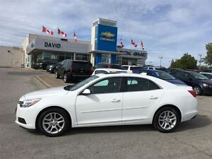 2016 Chevrolet Malibu 1LT, SUNROOF ONSTAR WITH WIFI, BACKUP CAME