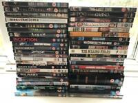 Ultimate action/thriller dvd collection 41 dvds