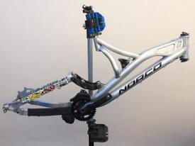 Norco a line downhill bike frame size M