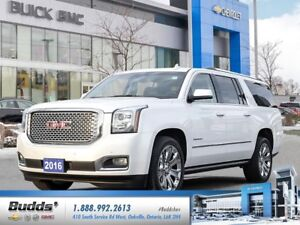2016 GMC Yukon XL Denali SAFETY AND RECONDITIONED