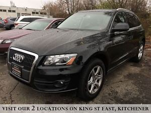 2012 Audi Q5 2.0L Premium | AWD | SENSORS | LEATHER