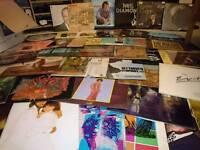 'Through the decade's' - 60 individual vinyl records