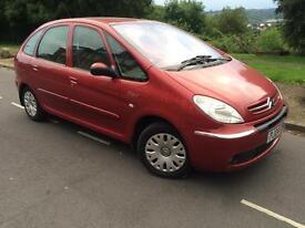 2004 Citroen xsara Picasso Desire 5 door hatch back Mpv # cheap insurance model