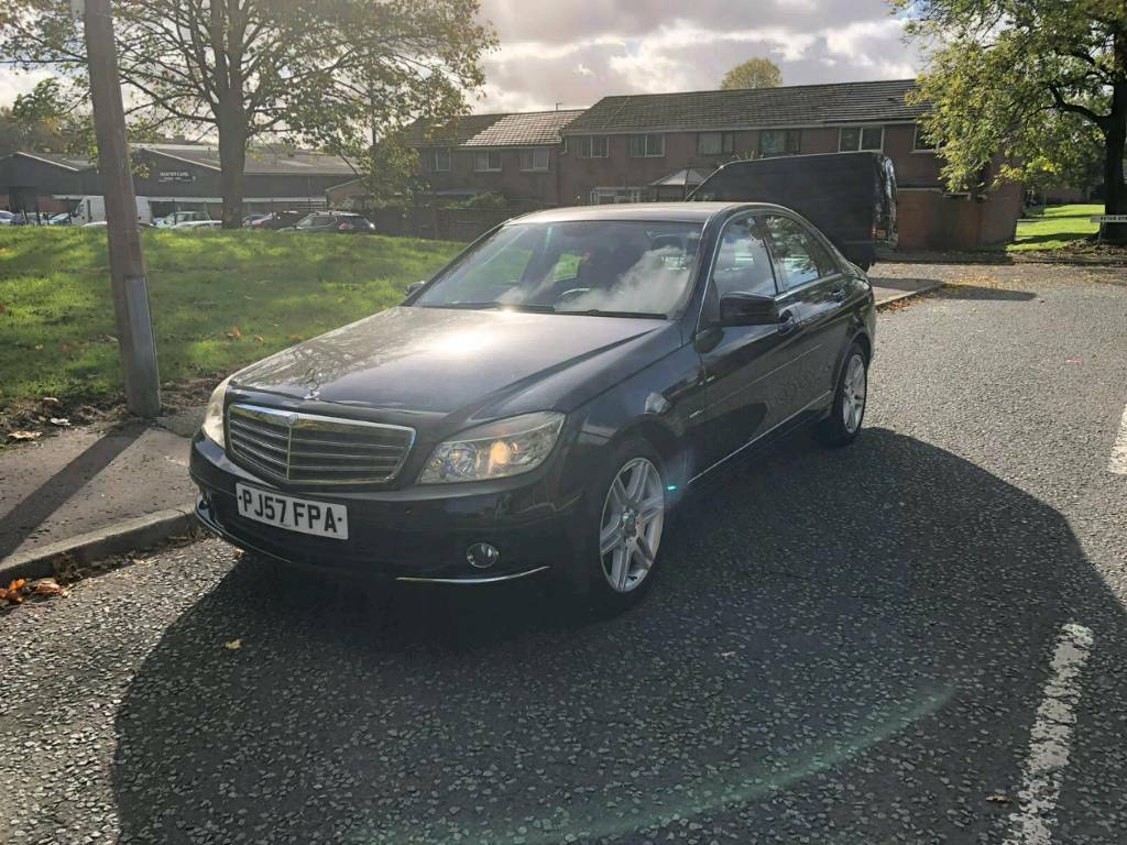Mercedes Benz Elegance C220 Cdi Bargain In Blackburn Lancashire W124 Fuse Box