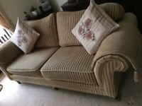 3 Piece Suite plus Footstool