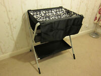 Ikea foldable changing table