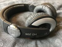 Sennheiser HD 205 headphones