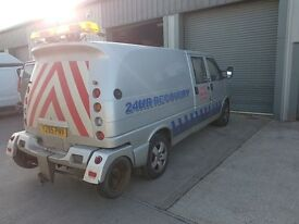 T4 EX AA RECOVERY RDT TOWING TRUCK TRANSPORTER