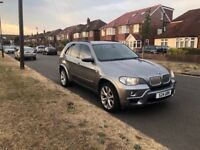 BMW X5 3.0sd msport 7s £13450**pan roof**53,000 milage**2 owners**full service**