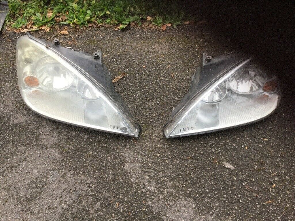 Ford galaxy headlights