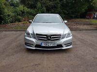 Mercedes-Benz E Class 2.1 E220 TD CDI BlueEFFICIENCY Sport 7G-Tronic Plus (s/s) 4dr Facelift variant
