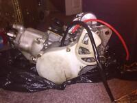 YZ 85 engine YZ 85 motor