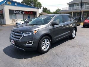 Ford Edge Sel Panoramic Sunroof Navigation System