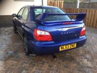 2003 Subaru Impreza. Swap or sell read description.