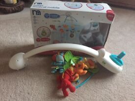 Mothercare musical safari mobile